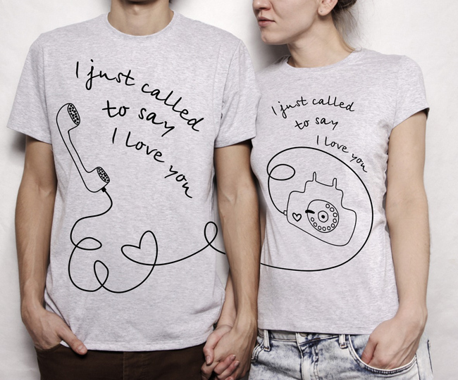 t-shirts for couples